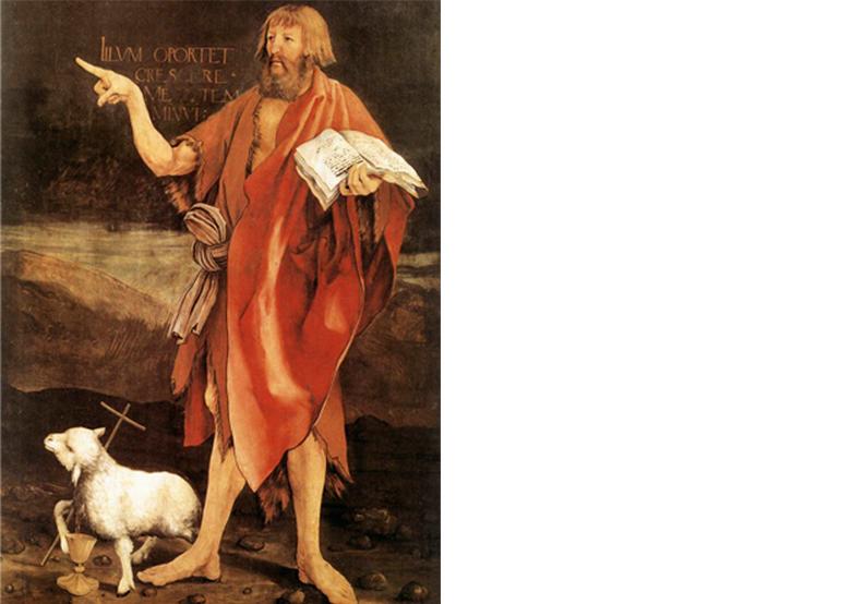 Gemeinschaft des heiligen Johannes des Täufers